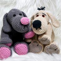 Hund Häkeln Anleitungen Für Dich Wolligurumi