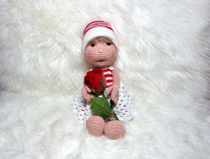 Amigurumi Anleitung Puppe Lissy