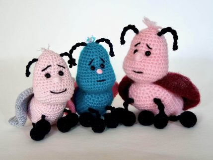Häkelanleitung Käfer