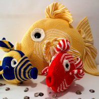 Fisch Häkeln Anleitungen Für Dich Wolligurumi