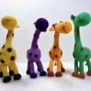 Anleitung Amigurumi Giraffe Peppi