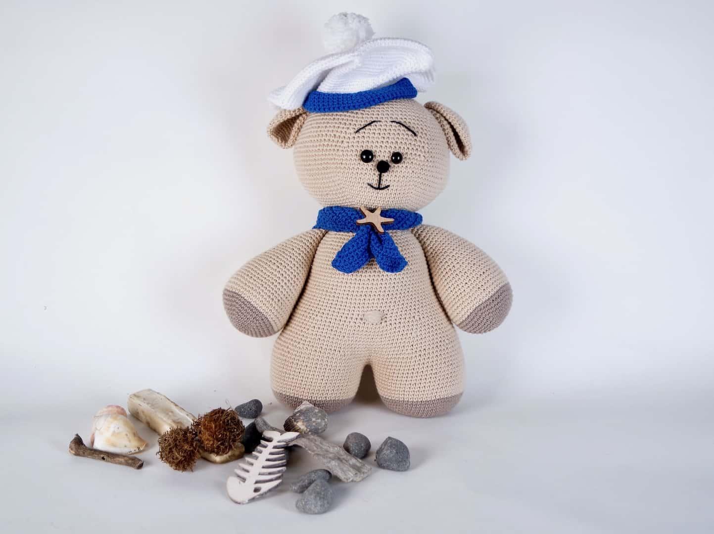 Häkelanleitung Baby Bär Kostenlos Wolligurumi