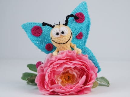 Schmetterling Amigurumi Anleitung